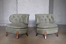 Vintage Sessel von Otto Schulz für Boet, 1940er,