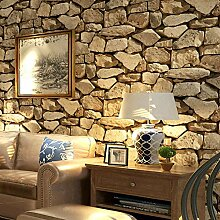 Vintage stein tapete, Persönlichkeit wohnzimmer