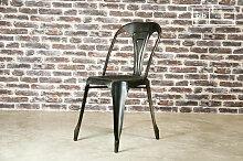Vintage-Stuhl Multipl's Industriedesign