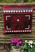 Vintage-Style Wandbriefkasten Briefkasten