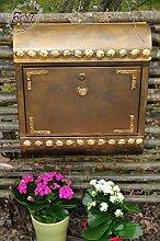 Vintage-Style Wandbriefkasten Briefkasten XXL mit