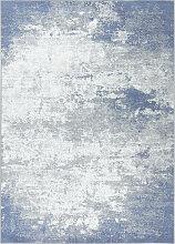 VINTAGE-TEPPICH 125/180 cm Edelstahlfarben