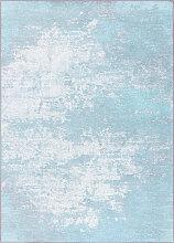 VINTAGE-TEPPICH 125/180 cm Mintgrün