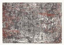 VINTAGE-TEPPICH 140/200 cm Hellrot