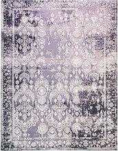 VINTAGE-TEPPICH 155/170 cm Grau, Silberfarben