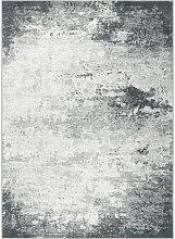 VINTAGE-TEPPICH 170/240 cm Anthrazit, Grau