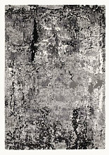 VINTAGE-TEPPICH 200/290 cm Dunkelgrau, Grau,