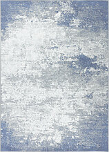 VINTAGE-TEPPICH 200/300 cm Edelstahlfarben