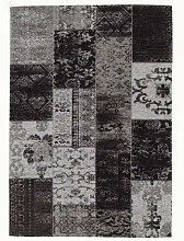 VINTAGE-TEPPICH 250/300 cm Grau