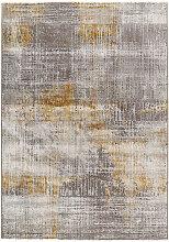VINTAGE-TEPPICH 80/150 cm Gelb