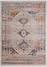 Vintage Teppich Mit Fransen Shabby Teppiche