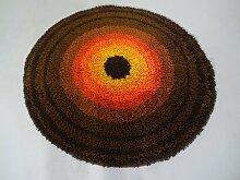 Vintage Teppich mit hohem Flor von Desso, 1970er