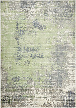 VINTAGE-TEPPICH  Olivgrün