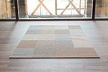 Vintage Teppich verschiedene Farben Größe 120 x