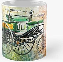 Vintage Travel Classic Mug