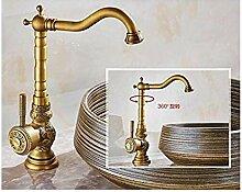 Vintage Überzogene Wasserhahn Luxus Sehnsucht