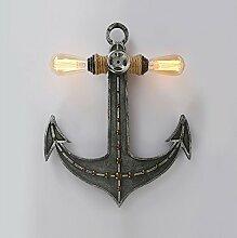 Vintage Wandlampe industrielle kreative LED