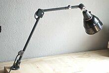 Vintage Wandlampe von Curt Fischer für Midgard &