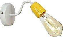 Vintage Wandleuchte Antike industrial Wandlampe