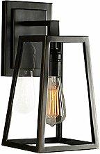 Vintage Wandleuchte Außen Wasserdichter Wandlampe