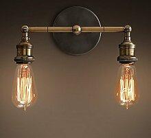Vintage Wandleuchte Wandlampe Edison Lampe Loft