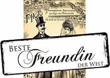 Vintage Wandschild,Türschild, Dekoschild, Dekoration