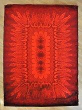Vintage Wollteppich, 1970er