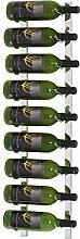 VintageView Weinregal für 9 Flaschen zur