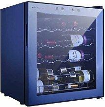 VINUMDesign Weinregal VD19SMC2 mit Glastür 47,4 cm
