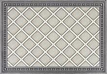 Vinyl-Teppich, Zementfliesenmuster 140x200