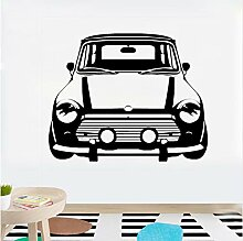 Vinyl Wandkunst Auto Aufkleber Zimmer Aufkleber