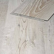 Vinylboden Klebevinyl Eiche 305 grau Holzoptik 2mm