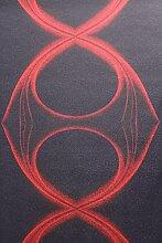 Vinyltapete Tapete Future/Vision Retro # lila/rot # Kingwelson # 6207