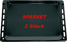 VIOKS Sparpack 2 x Backblech Fettpfanne