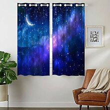 Violetpos 160 x 110 cm Sternenklarer tiefer