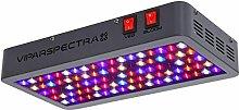 VIPARSPECTRA Reflector 450W LED Grow Light LED Pflanzenlampe Full Spectrum wachsen für Zimmerpflanzen Gemüse und Blumen