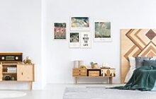 Visario Bilder-Collage 5 er Bilder Set fertig