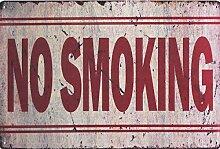 Schild Zigarre Cigars Blechschild Versand aus Deutschland  30 x 20 cm 2350
