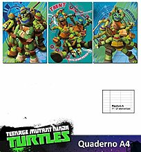 Viscio Trading 170936 riesenheft Rigo A Turtles,