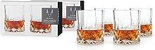 Viski 5832 Liquor Glass Likörglas-Sets, Glas,