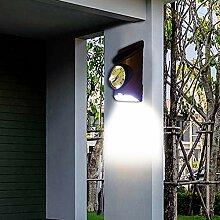 VISLONE Solar Außenwandleuchte Gehäuse