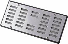 Visol Produkte vac700Silber Luftbefeuchter für mittlere/große Zigarre Humidor, chrome, Regular