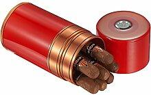 Visol Produkte vcase463rd Big Joe rot Lack Zigarre