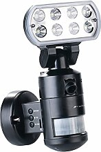 VisorTech Bewegungskamera: HD-IP-Kamera m.