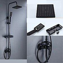 VISZC Badezimmer Moderne Dusche, Handheld Ionic