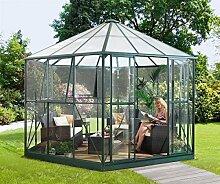 Vitavia Gewächshaus Hera aus Alu/Glas grün Hera