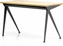 Vitra - Compas Direction Tisch, Eiche natur/