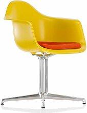 Vitra Eames DAL Stuhl Mit Sitzkissen (b) 62.50 X