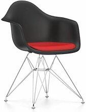 Vitra Eames DAR Stuhl Mit Sitzkissen (b) 63 X (t)