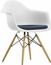 Vitra Eames DAW Stuhl Mit Sitzkissen (b) 63 X (t)